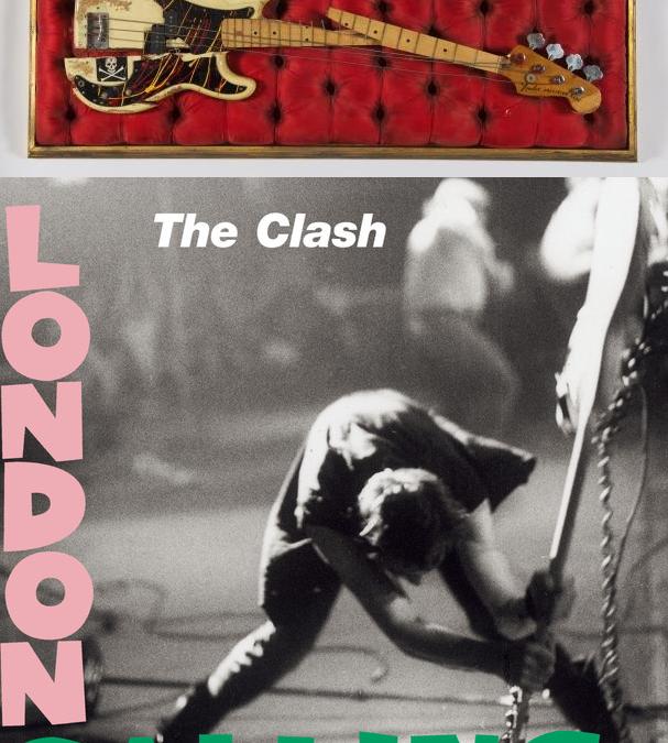 Londres llamando: The Clash en el Museo