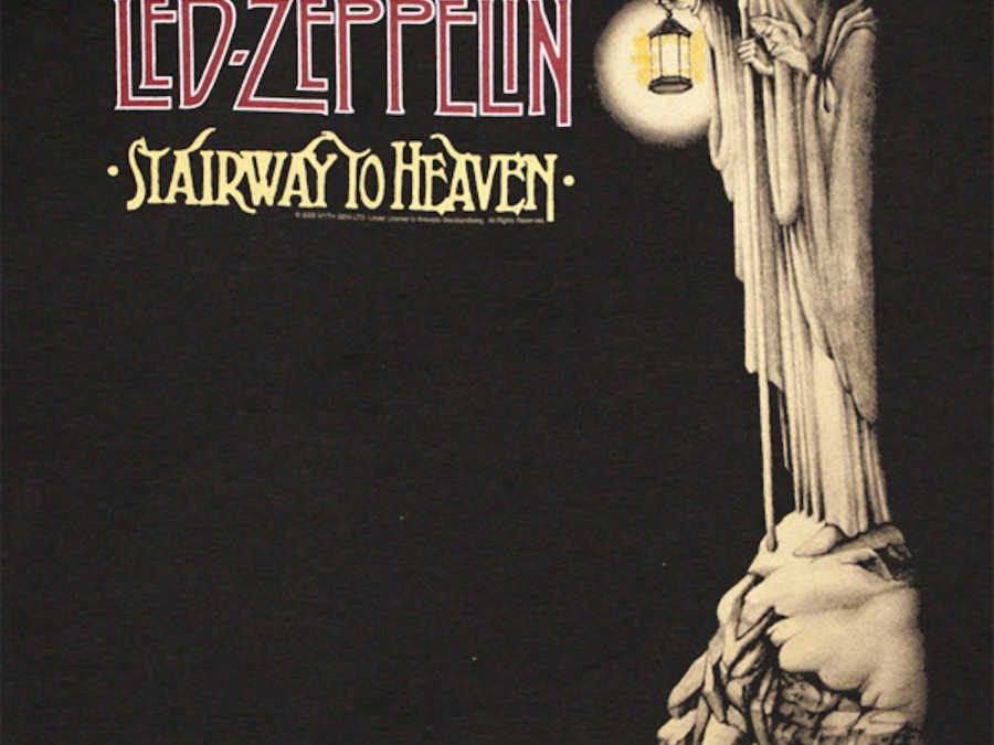 Led Zeppelin sigue escalando en el juicio por Stairway To Heaven