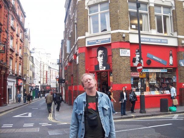 Hoy, un nuevo Tour de Rock por el Soho Londinense