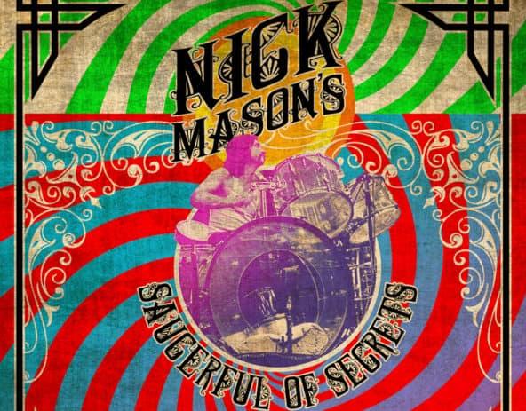 Nick Mason y Saucerful Of Secrets en vivo