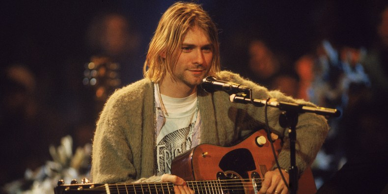 Nirvana Unplugged: crudeza y belleza en vinilo
