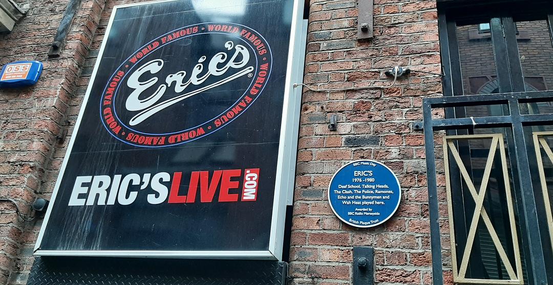 No solo de Beatles vive Liverpool (1era parte)