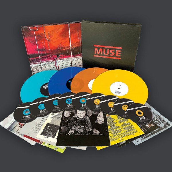 Los orígenes de Muse