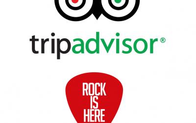 Rock Is Here en Tripadvisor