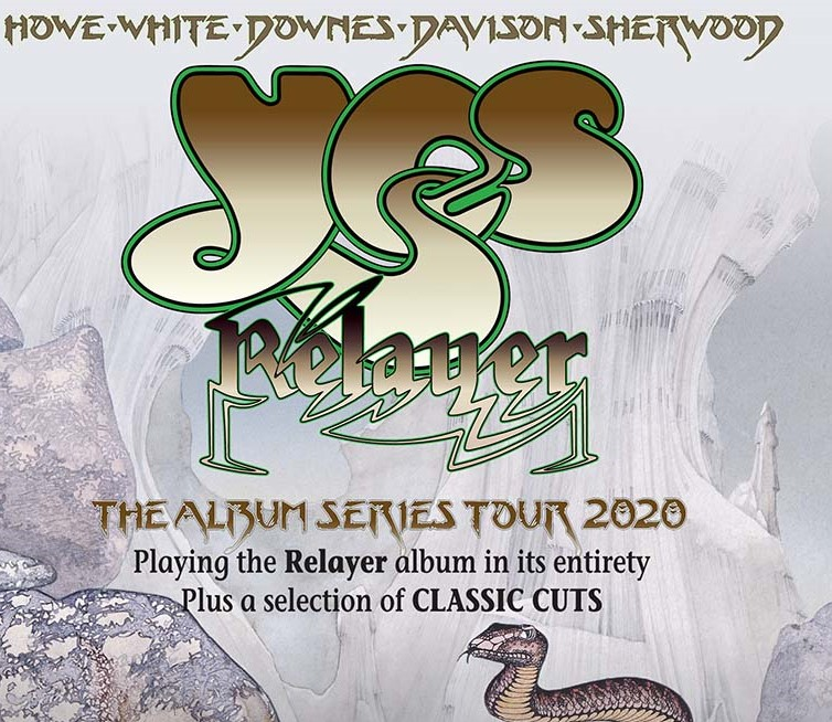 Yes anuncia gira de 8 fechas: The Album Series 2020