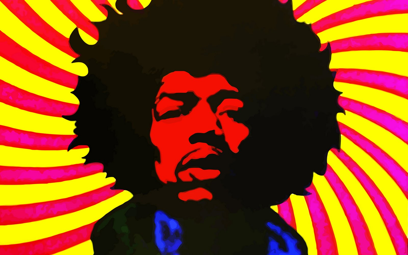 Seguimos recibiendo conciertos completos de Jimi Hendrix