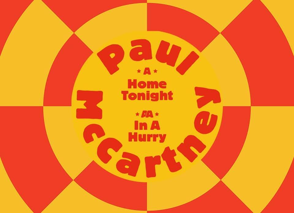 Nuevo single de Sir Paul