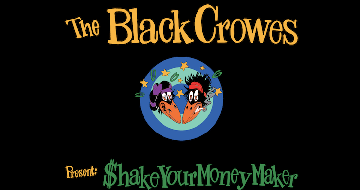 Vuelven The Black Crowes