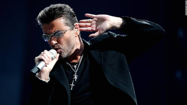 George Michael vuelve a sonar
