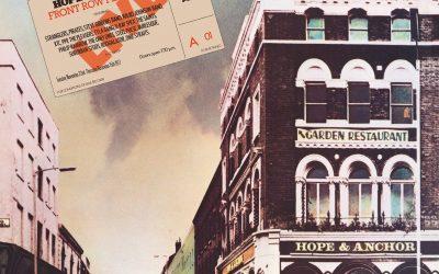 Reedición de lujo: el Hope & Anchor Front Row Festival