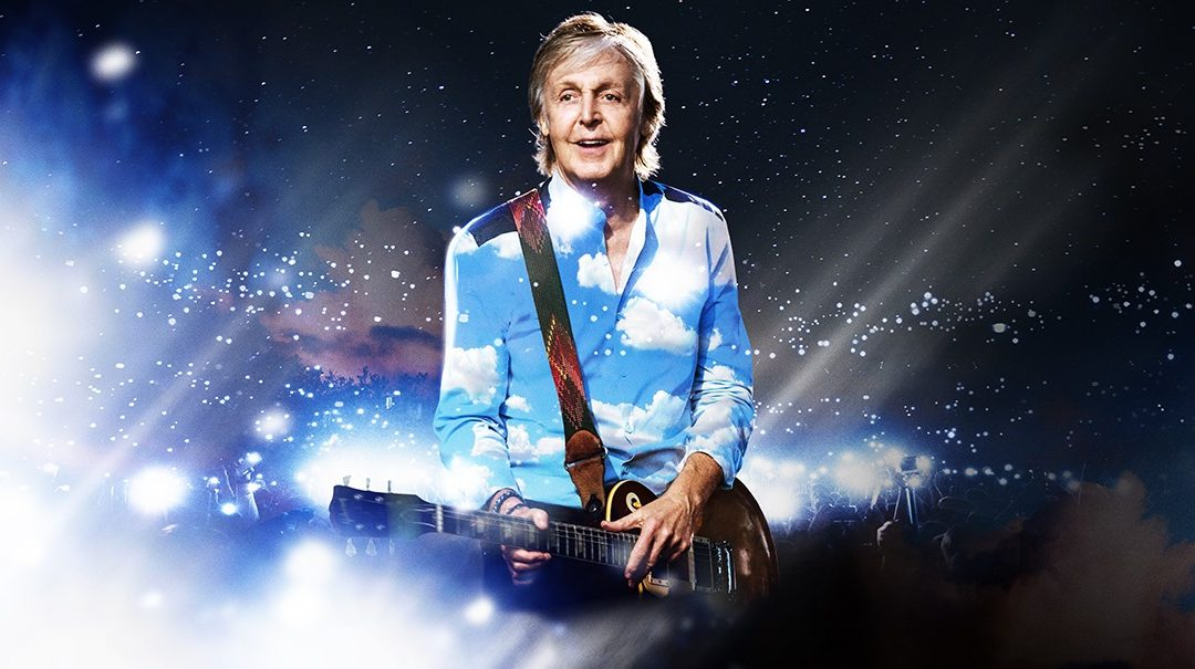 Paul McCartney en el Glastonbury 50