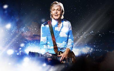 Paul McCartney en el Glastonbury 50