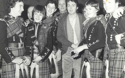 Hace hoy 42 años y en plena era punk, Macca lanzaba un vals escocés… ¿Cómo anduvo eso?