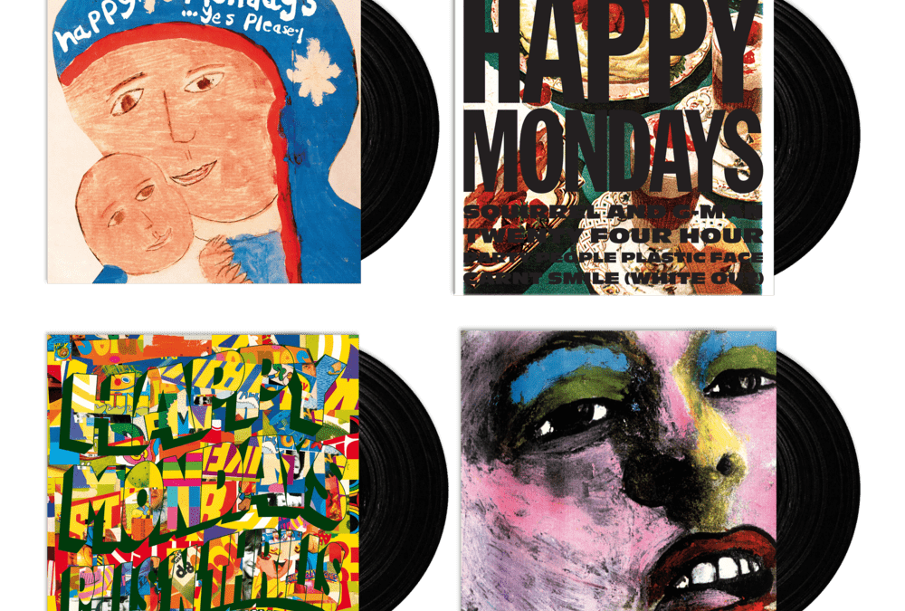 Reediciones de Happy Mondays