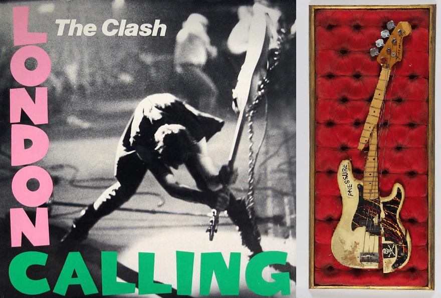 El verdadero llamado de Londres: El London Calling Tour