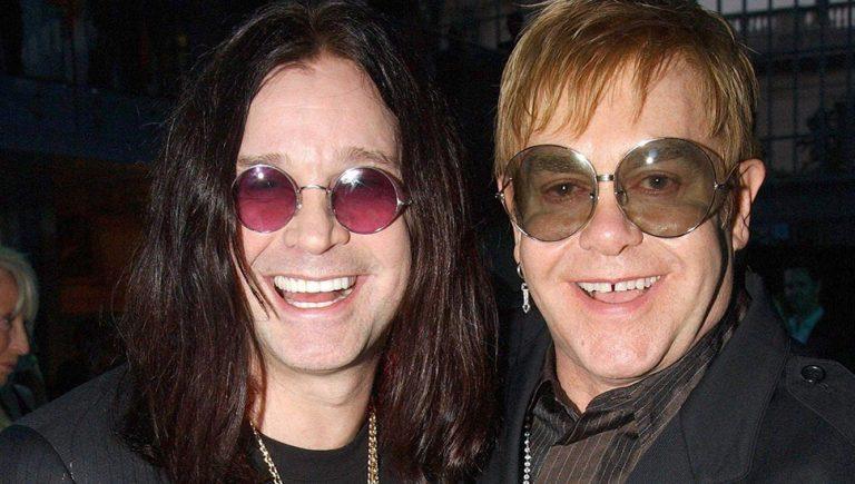 Ponete anteojos y escuchá: Ozzy & Elton juntos
