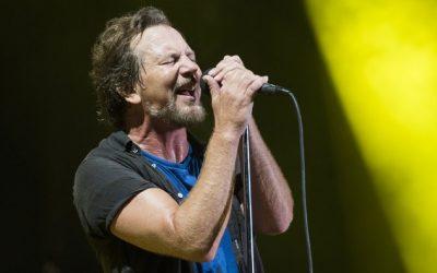 El nuevo single de Pearl Jam ya está listo