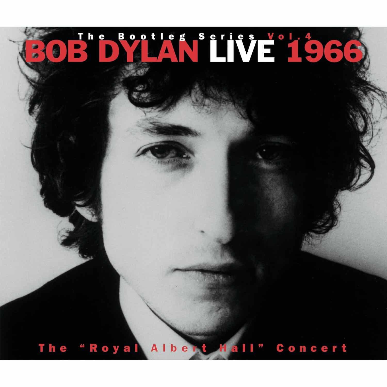 Bob Dylan en Manchester. No en Londres