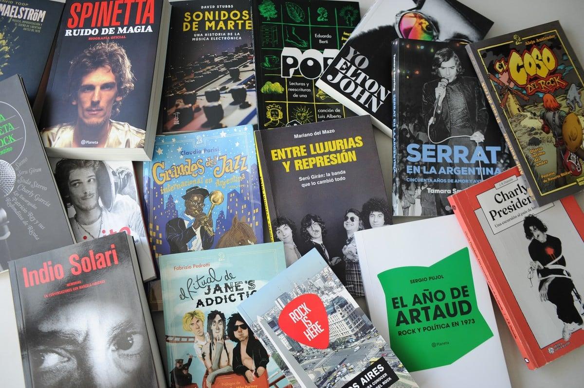 Rock Is Here Buenos Aires, entre los mejores 15 libros del 2019 elegidos por el diario Clarín