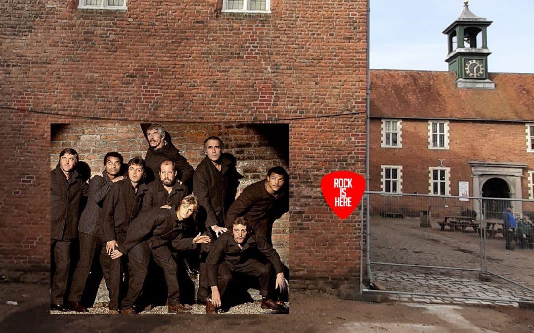 La pared de la banda de Paul