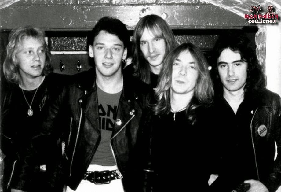Iron Maiden: hablame de la primera vez