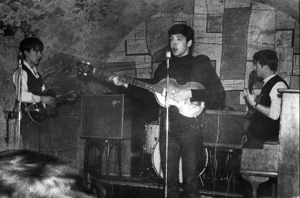 El bajo perdido de McCartney