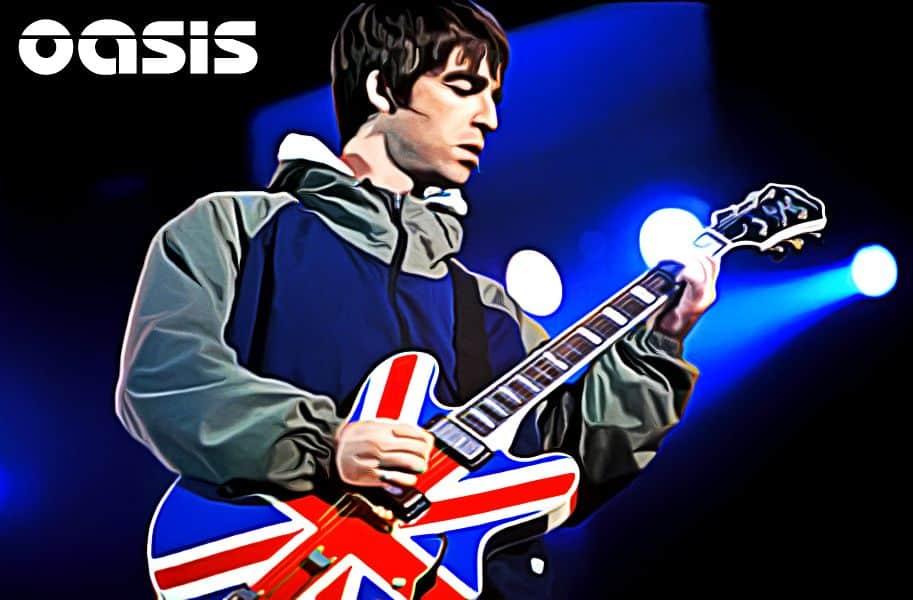 Noel encontró un demo perdido de Oasis