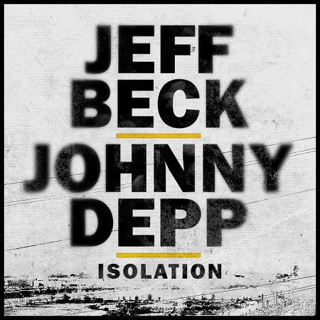 Jeff Beck y Johnny Depp con el Aislamiento de Lennon