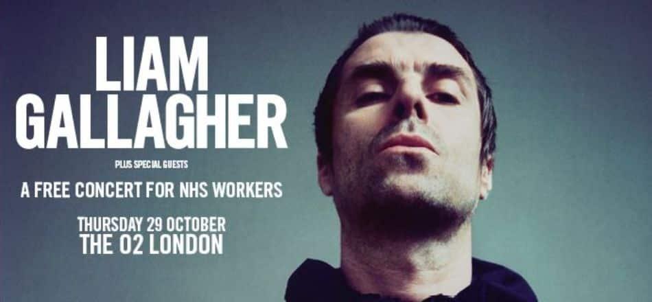 Liam gratis para el cuerpo médico británico