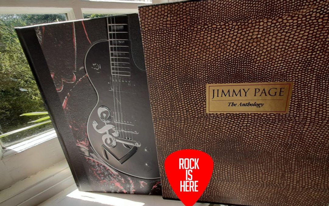 La Antología de Jimmy Page
