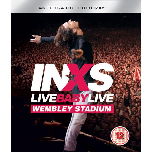 Cuando Wembley perteneció a INXS