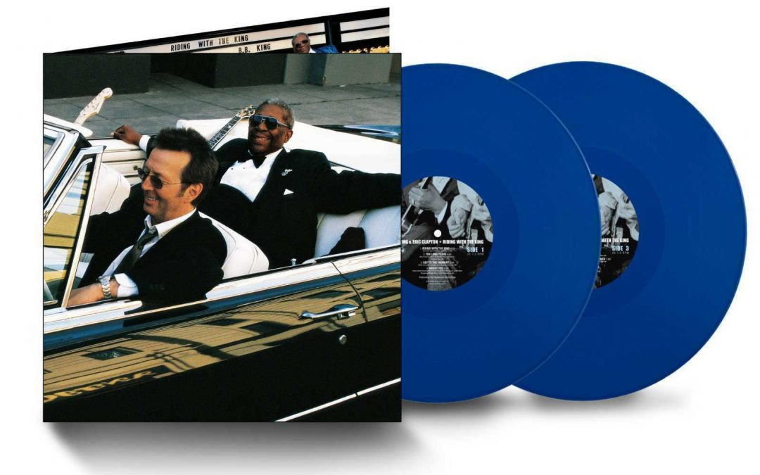 Se reedita el álbum de Clapton y B.B. King