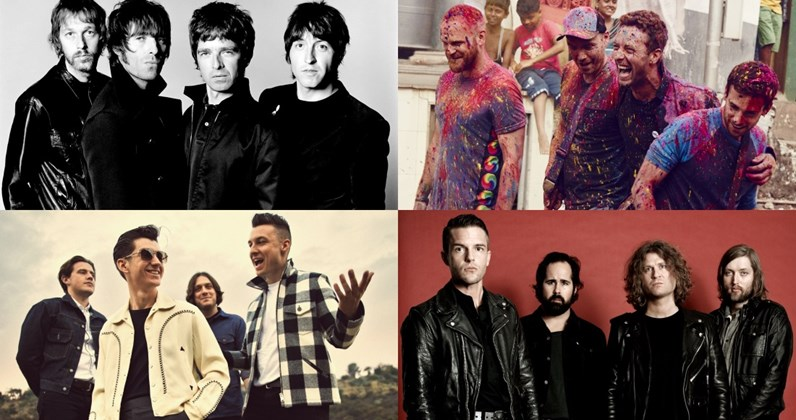 Los artistas que no pueden salir del #1