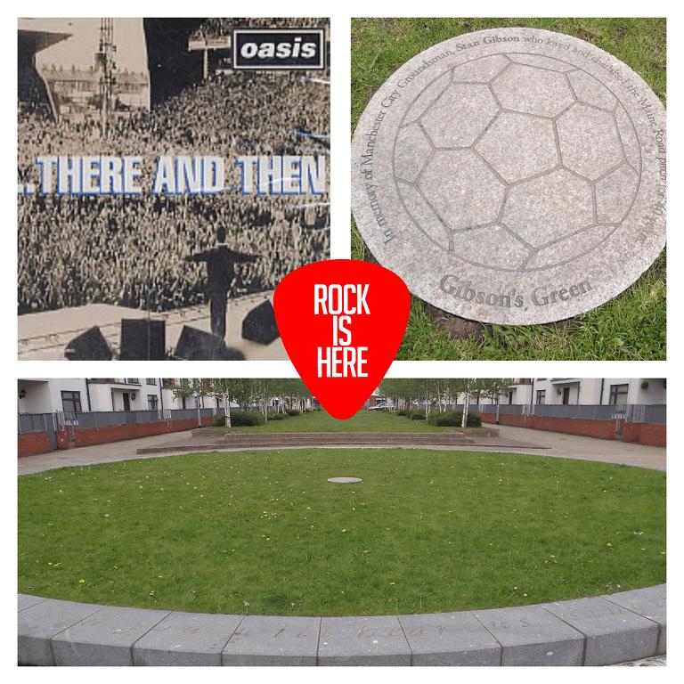 Rock Is Here Manchester: extracto anticipo de un nuevo libro de la Colección -en preparación-