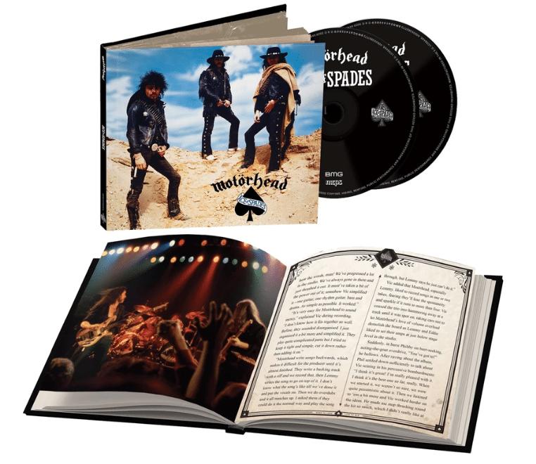 Motörhead y la reedición deluxe de Ace Of Spades
