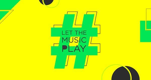 Que suene la música…