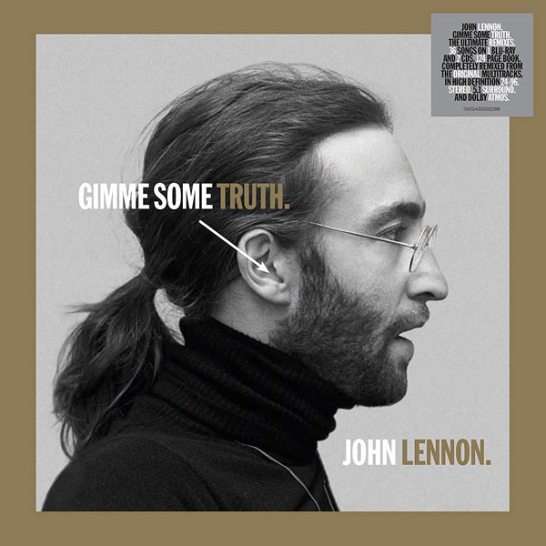 """John Lennon y un """"best of"""" con Gimme Some Truth"""