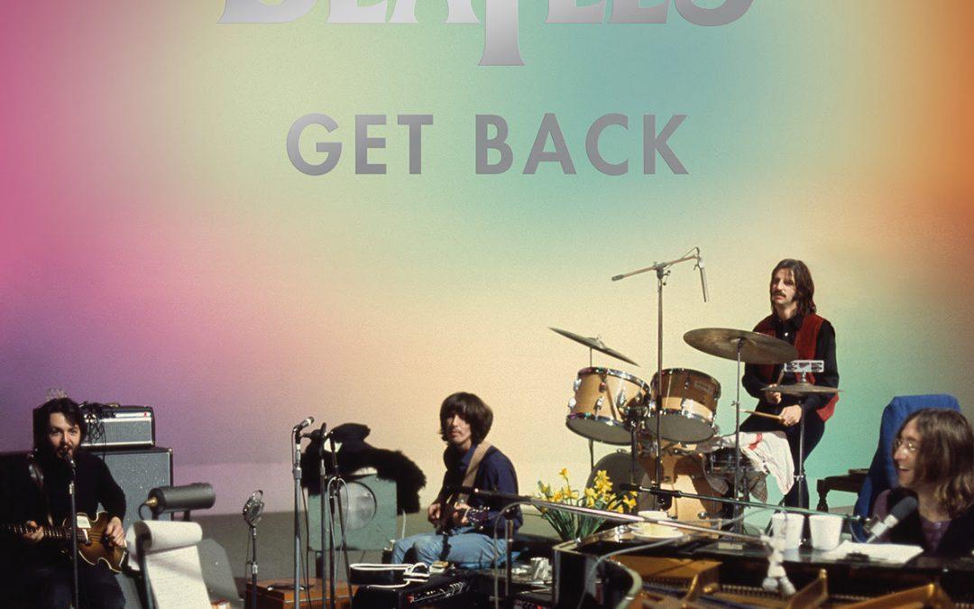Get Back, el libro